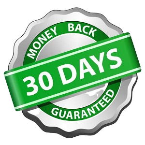 30days money Back